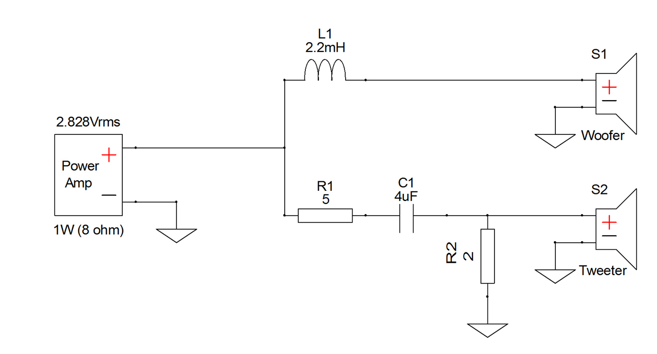 XO schematic